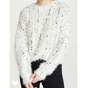 CUPCAKES & CASHMERE | chunky knit sweater small
